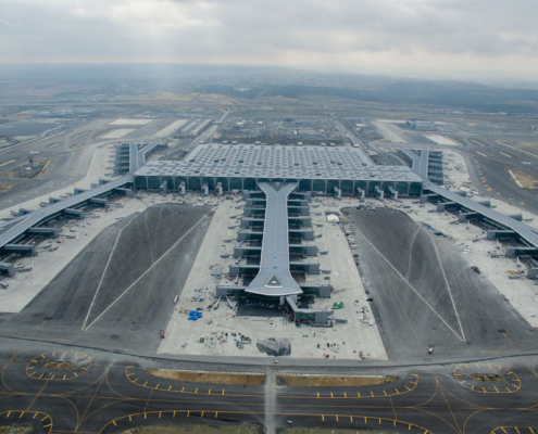 Istanbul International Airport