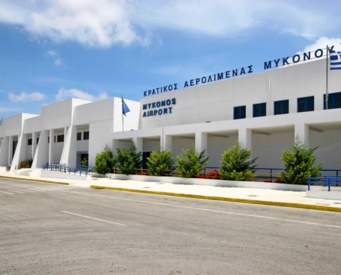 Transfers from Mykonos Airport